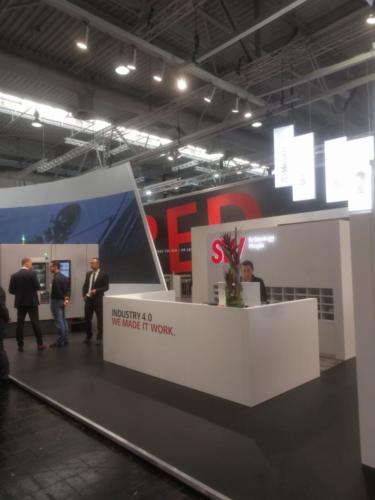 выставка EMO Hannover 2017